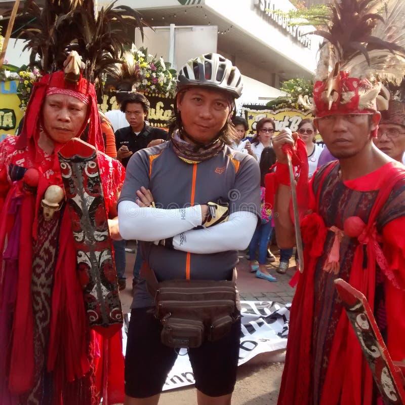 Cultura de Indonésia imagens de stock