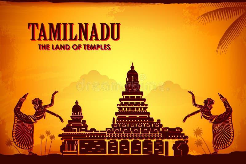 Cultura de Tamilnadu fotos de archivo libres de regalías