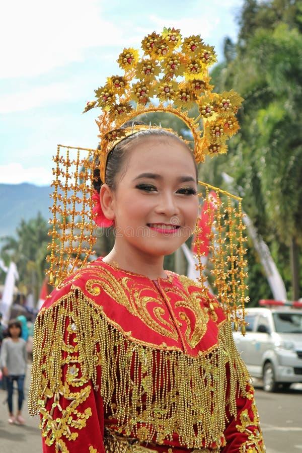 Cultura di indonesiano fotografie stock
