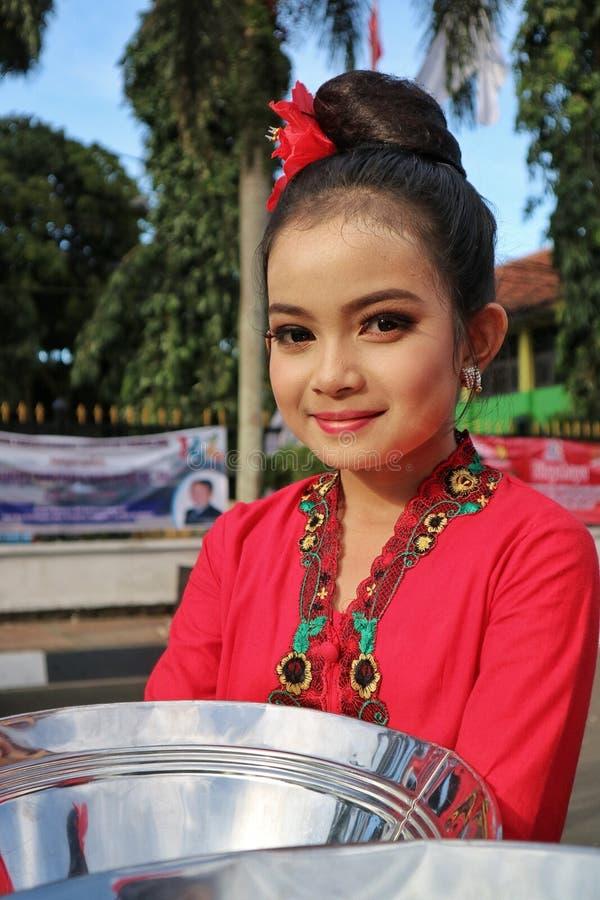 Cultura di indonesiano fotografia stock libera da diritti