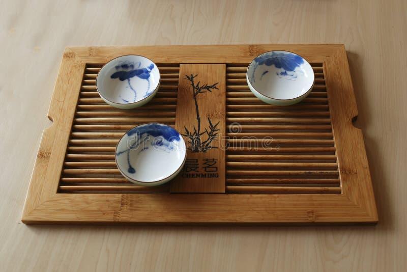 Cultura do chá imagem de stock