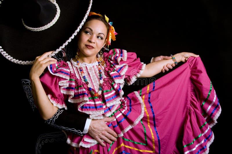 Cultural dance stock image