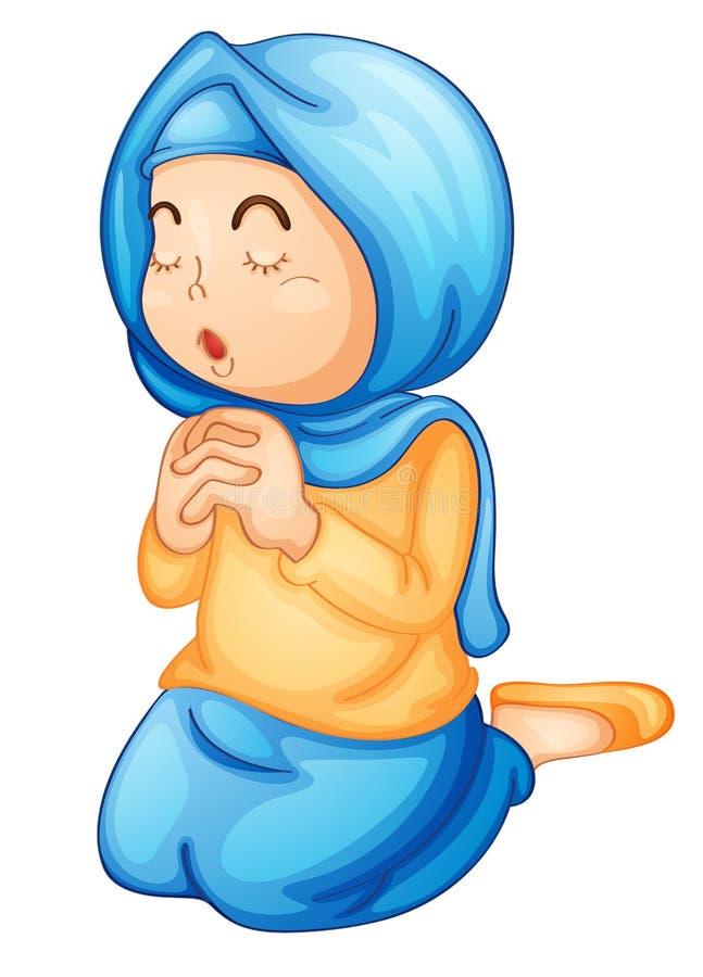 Download Cultural kid stock vector. Image of cartoon, arabic, culture - 24992753