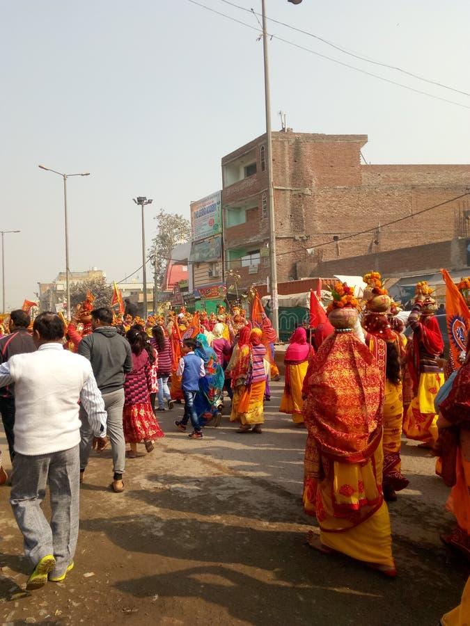 Culturale indiano fotografia stock