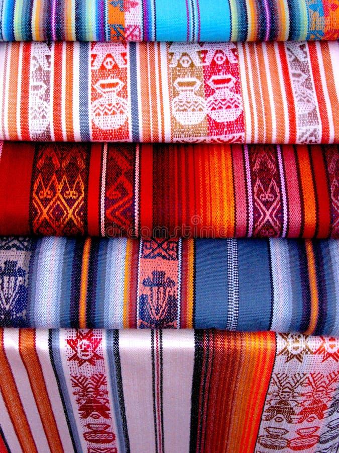 Culture 01 d'Otavalo image stock