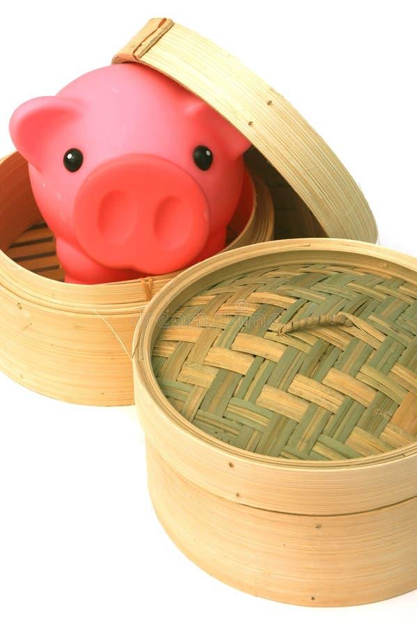 Culture financière de Hong Kong image libre de droits