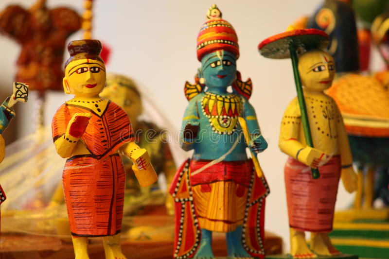 Culture indienne photo stock