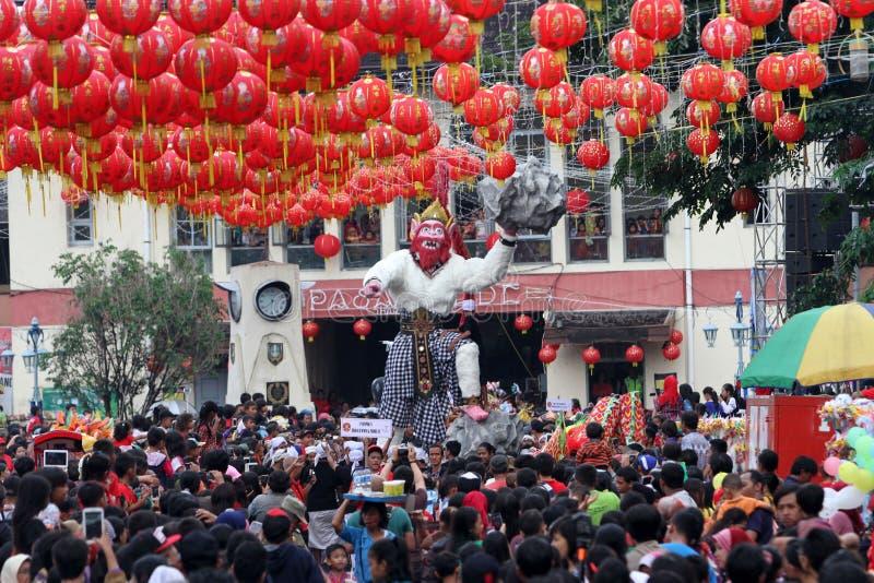 Cultureel Carnaval stock foto