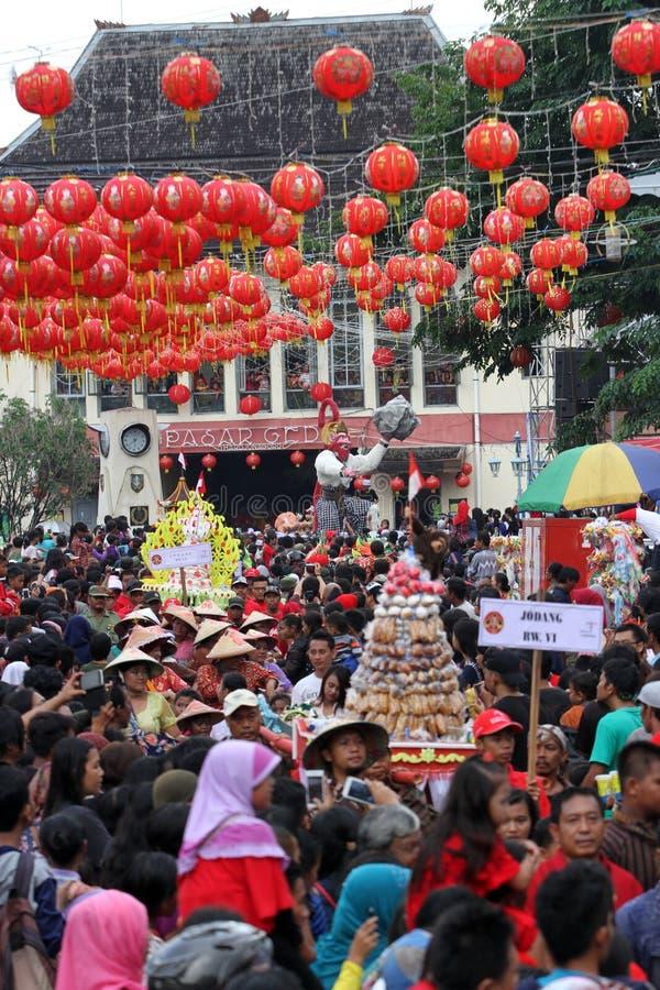 Cultureel Carnaval stock fotografie