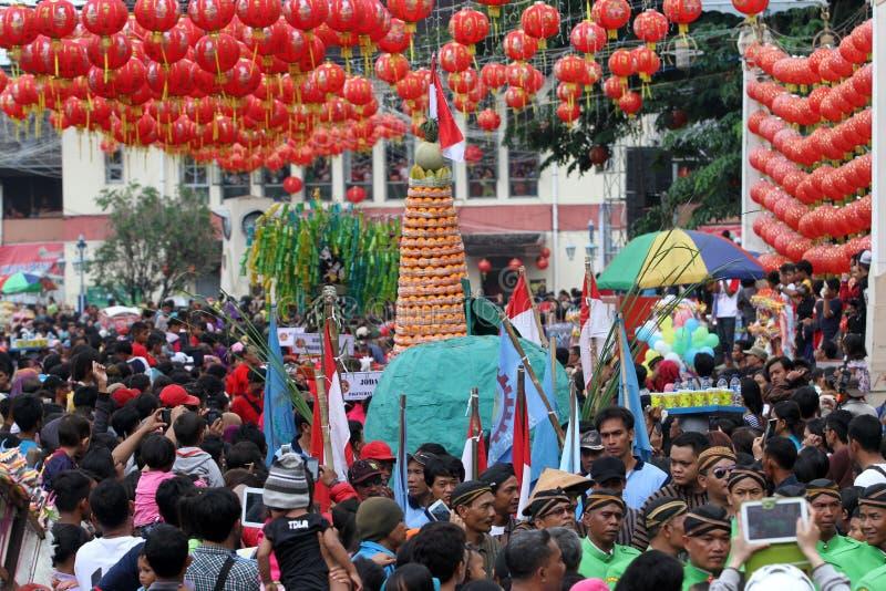 Cultureel Carnaval royalty-vrije stock foto