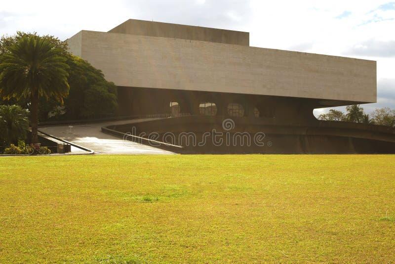 Culturel-centre-de-le-Philippines image libre de droits