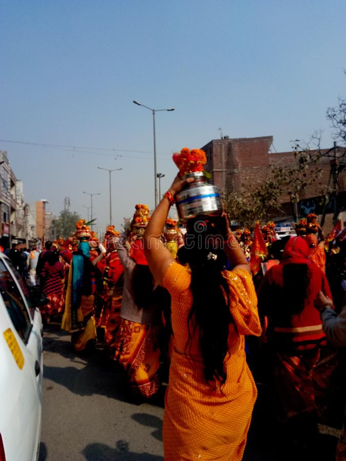 Culturel indien image libre de droits