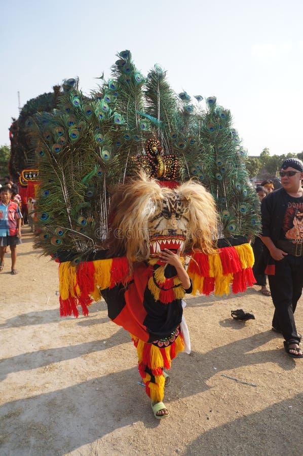 Culturele parade stock fotografie