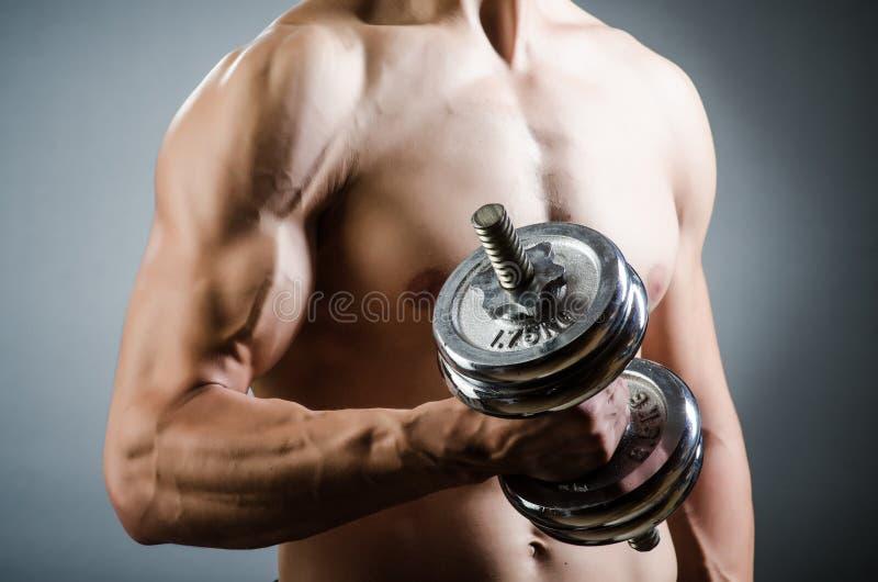 Download Culturista Rasgado Muscular Foto de archivo - Imagen de rasgado, muscular: 41914502