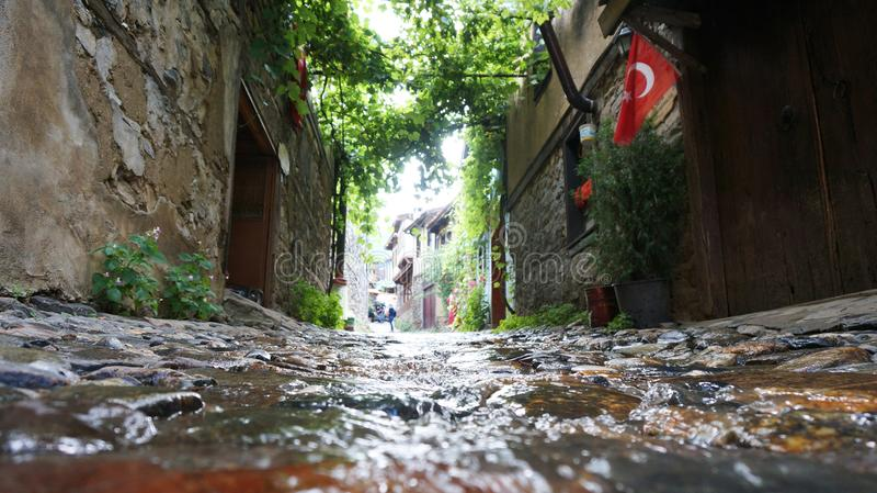 Cumalikizik Бурса Турция стоковые фотографии rf