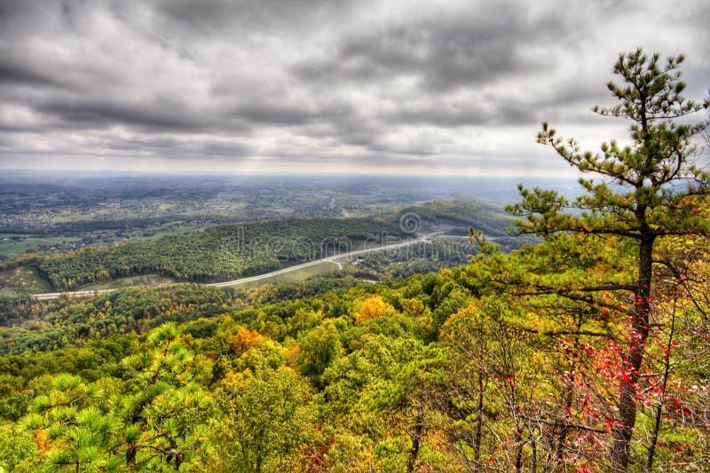 Cumberland-Abstand lizenzfreies stockfoto