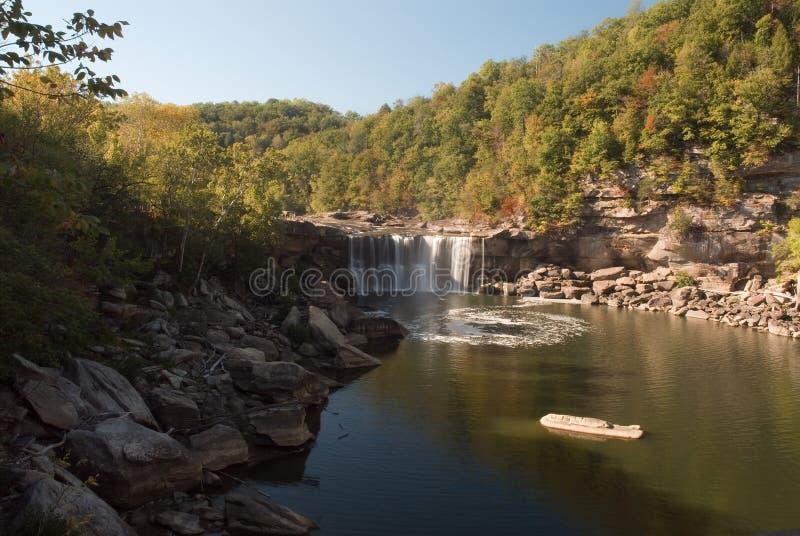 Cumberland Falls royalty free stock photo