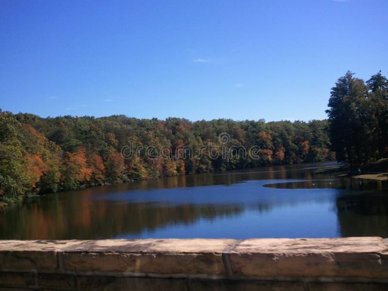 Cumberland park stock photo