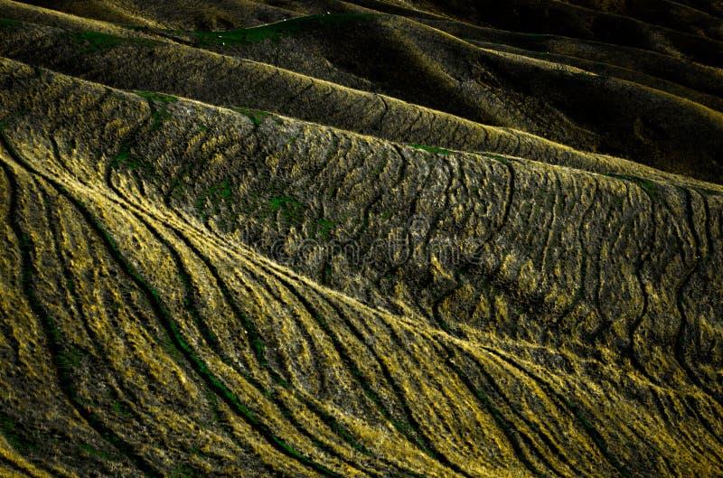 Cumes da montanha fotografia de stock