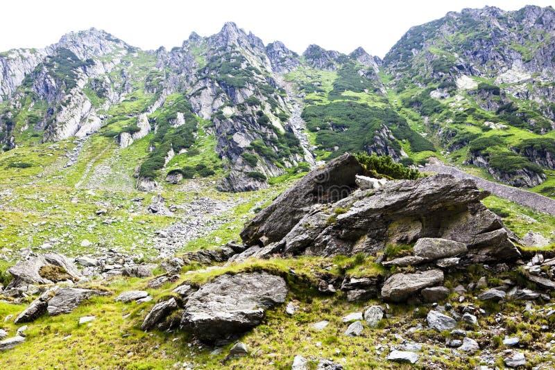 Cumes das montanhas imagens de stock royalty free