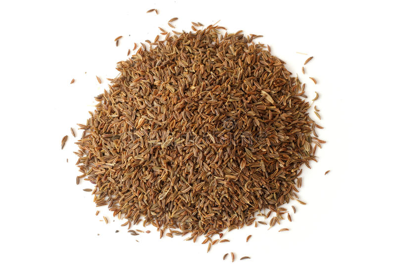 Download Cumin seed stock image. Image of cumin, condiments, aromatic - 13469423