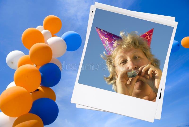 Cumpleaños imagenes de archivo
