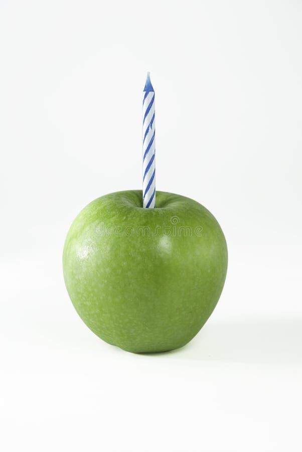 Cumpleaños Apple imagenes de archivo