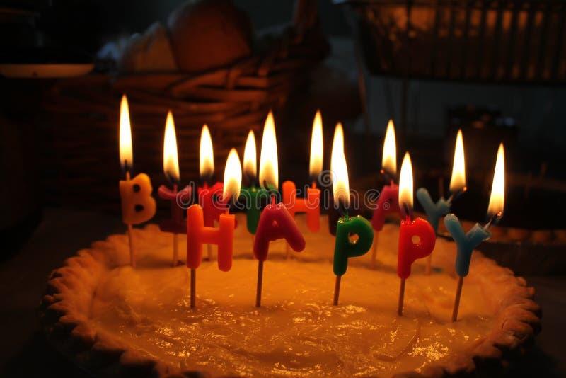 Cumpleaños de Acropolishappy foto de archivo