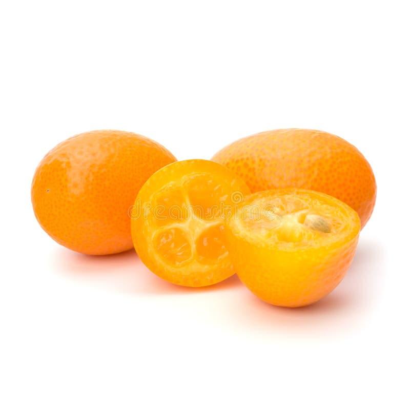 Cumquat ou kumquat fotografia de stock