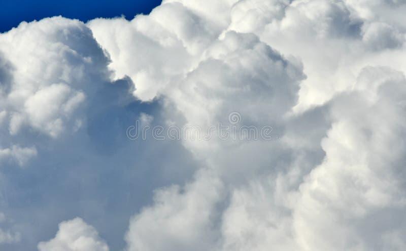 Cumulo Clouda immagine stock libera da diritti
