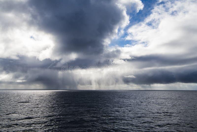 cumulonimbus obrazy stock