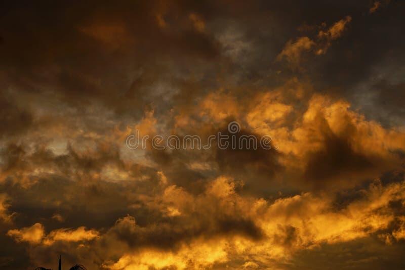 cumulonimbus images stock