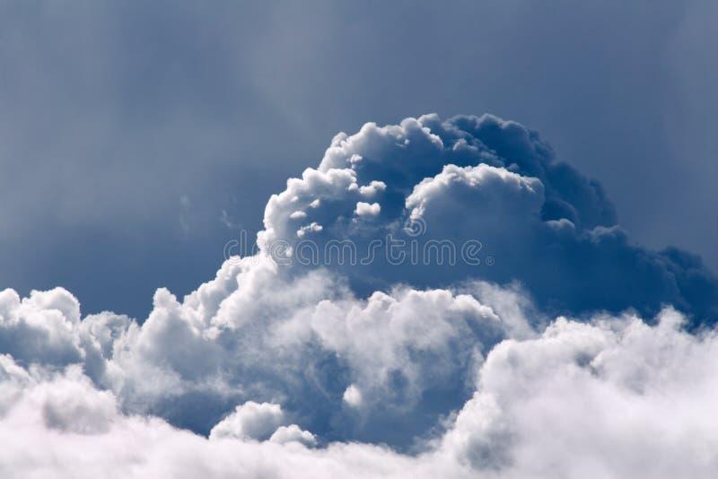 Cumulus 10 fotografia de stock