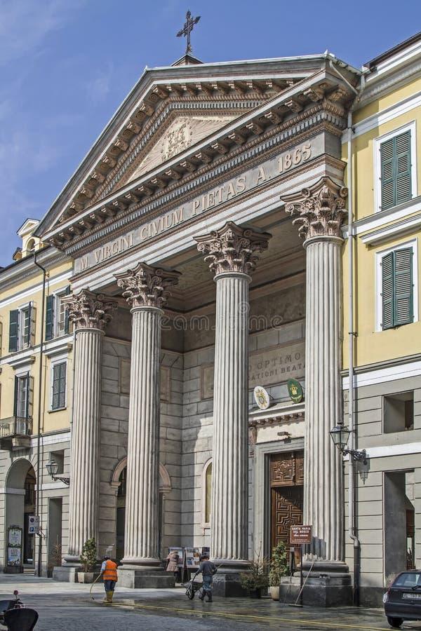Cuneo foto de archivo libre de regalías