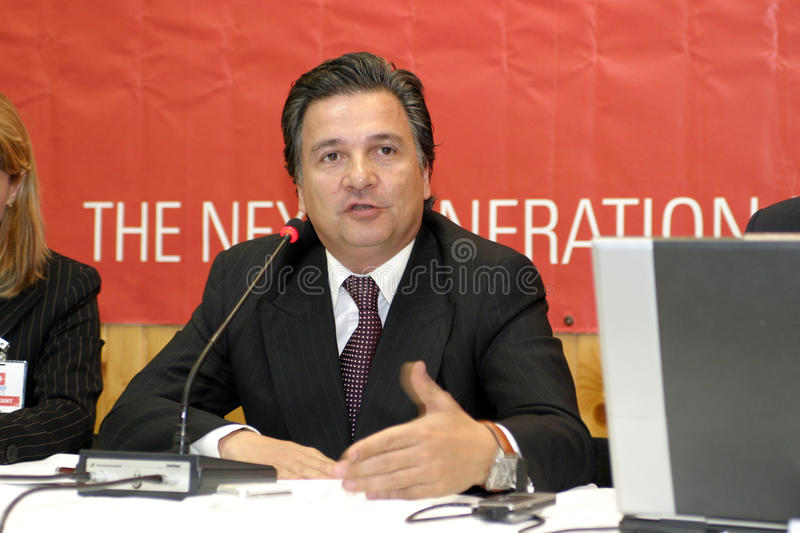Download Cuneyt Turktan editorial photo. Image of president, communications - 23144921