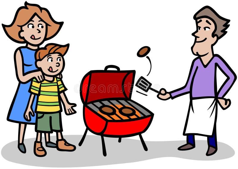 Cuocere illustrazione di stock