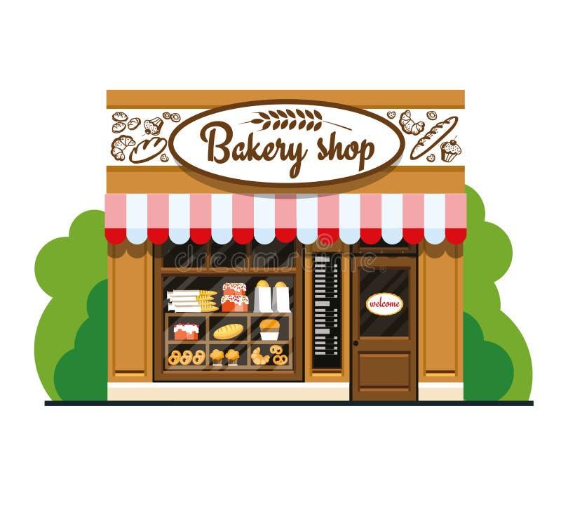 Cuocia il negozio royalty illustrazione gratis