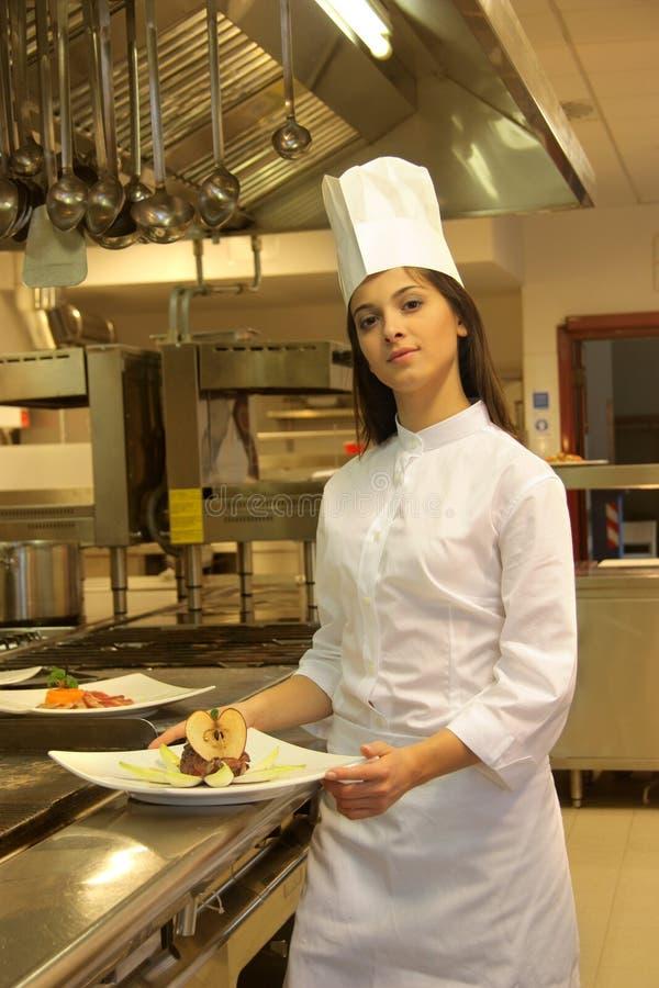 Cuoco immagini stock