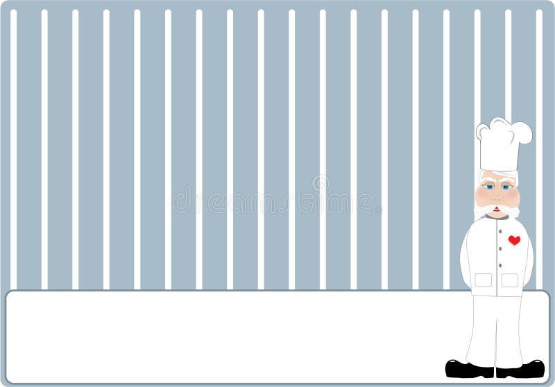 Download Cuoco illustrazione vettoriale. Illustrazione di persona - 7313059