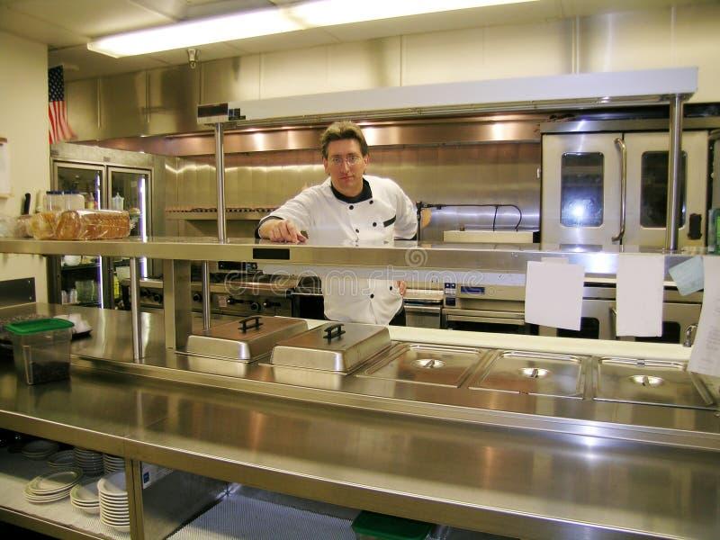 Cuoco unico immagini stock libere da diritti