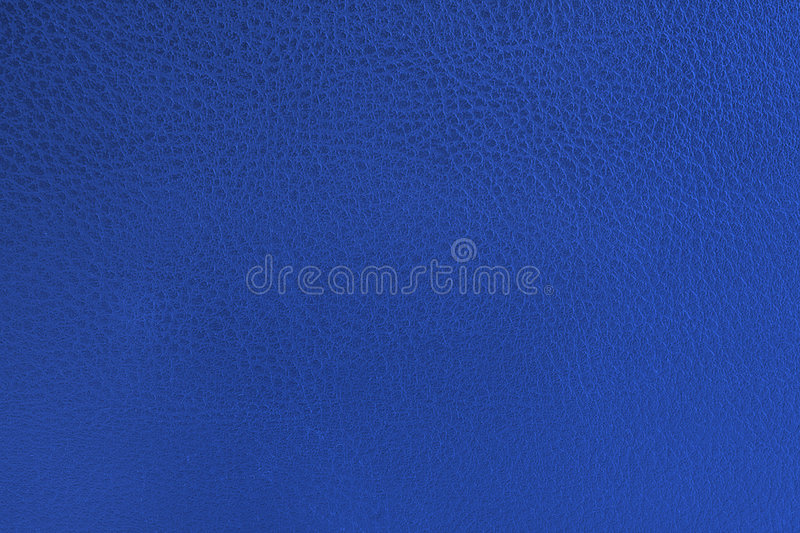 Cuoio blu immagini stock libere da diritti