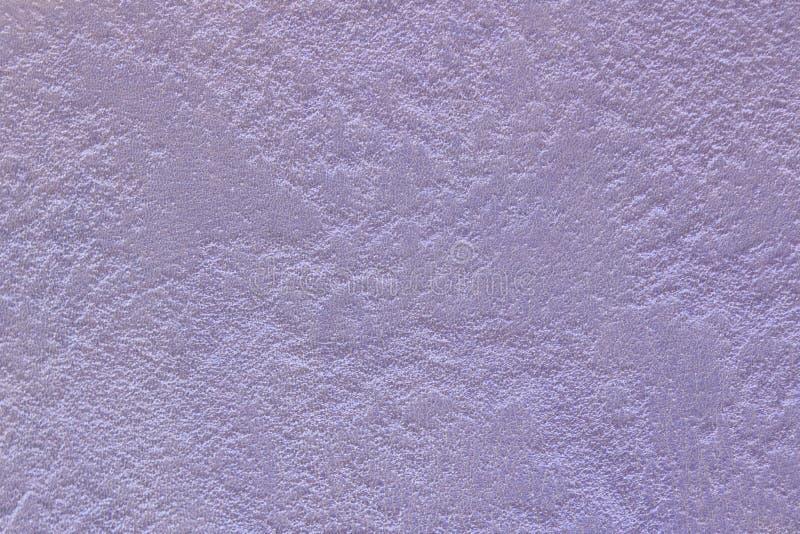Cuoio d'annata viola scuro fotografia stock