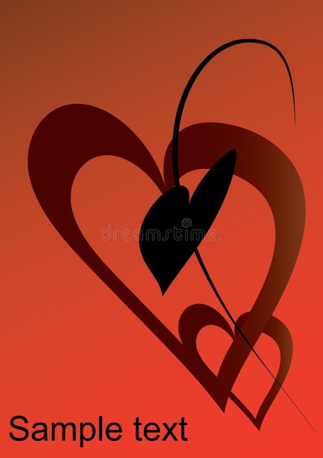 cuore illustrazione vettoriale