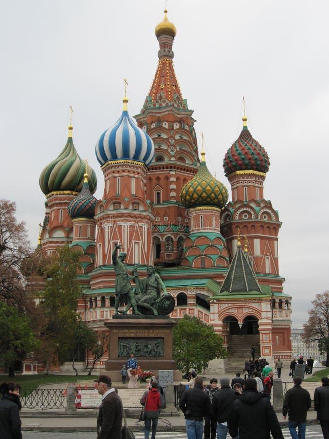 Cuore della Russia - Mosca fotografie stock