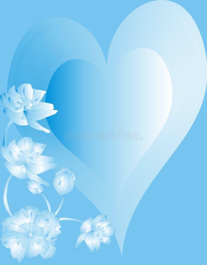 Download Cuore di amore illustrazione di stock. Illustrazione di estratto - 3887037