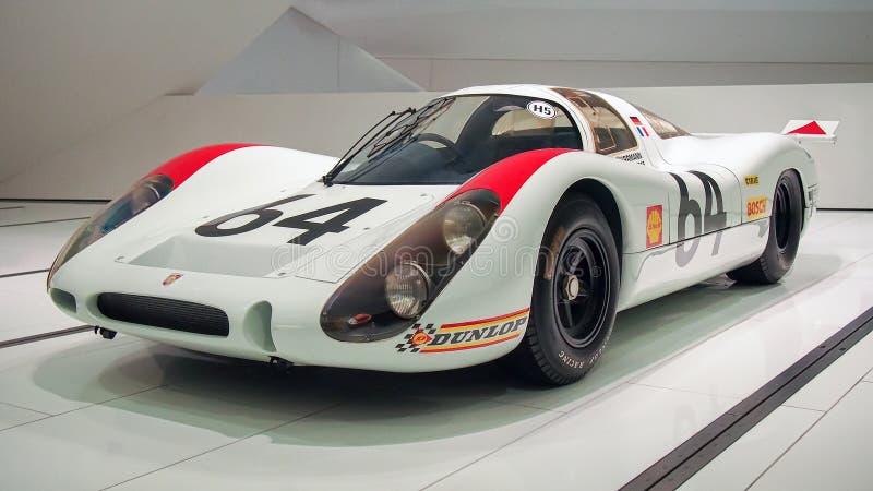 Cupê do LH de Porsche 908 imagens de stock royalty free