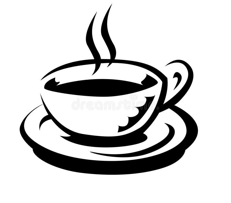 Cup vektor abbildung