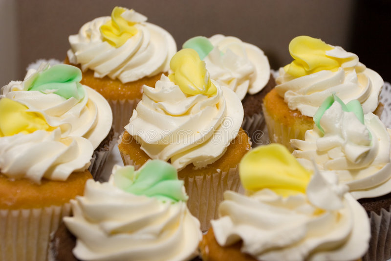 Download Cup Cakes Stock Photo - Image: 2353070
