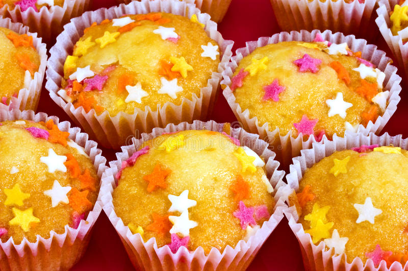 Download Cupcakes stock photo. Image of sweet, sprinkles, muffin - 25455480