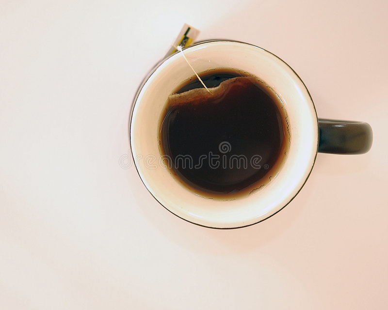 Cup of Chi stock photo
